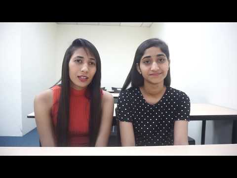 STEi Institute review by Parveen Kaur & Amritpal Kaur - Study in Singapore