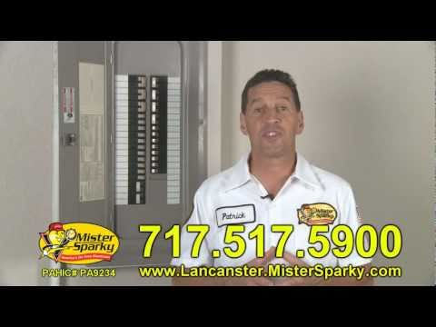 Mister Sparky -  Electrical Wiring: 7 Safety Tips - Lancaster Pennsylvania - Electrician
