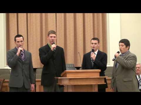"""Hold On"" at Oakwood Baptist Church"