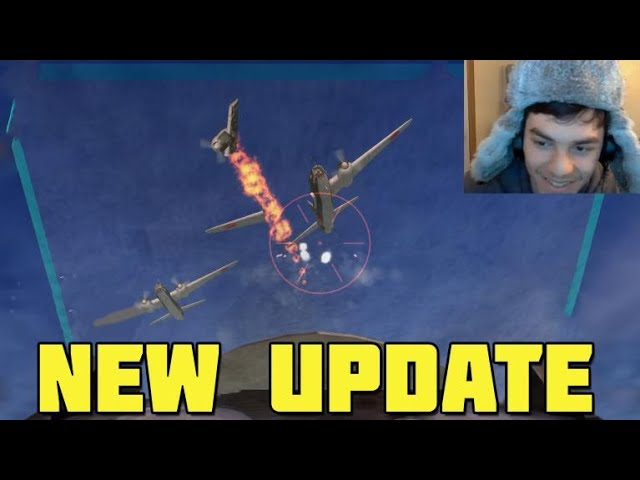 Gunship Sequel WW2 - P51D Intercepts LARGE G4M1 Formation - NEW UPDATE