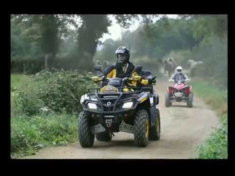 CAN AM adventure 2015 France