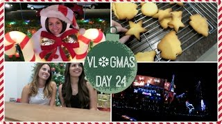 Vlogmas Day 24 // It