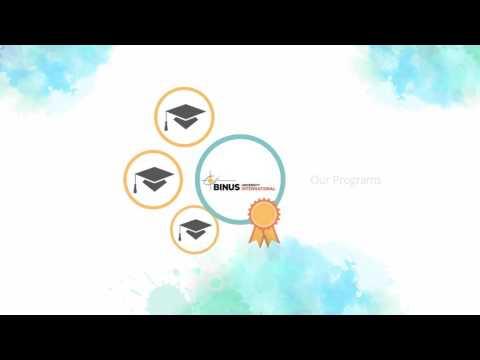 Binus Northumbria School of Design Short Video Profile