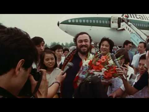 30th Anniversary Edition -  Distant Harmony:  Pavarotti in China -  GIANT Pictures Trailer 2019