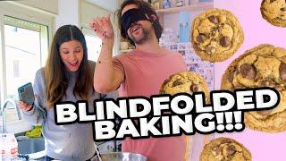 Blindfolded Baking Challenge with my Husband!!