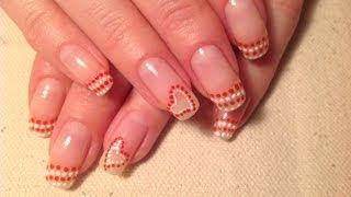 Рисунки на ногтях в домашних условиях! Очень красиво!(ПОДПИШИТЕСЬ ▻ http://goo.gl/Z5unUE В этом видео, я покажу вам очередной оригинальный рисунок на ногтях, который..., 2014-02-18T13:52:28.000Z)