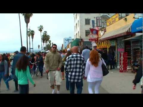 Sights and Sounds of Venice Beach California [Spring Break 2013]