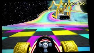 """MK7 : Rainbow Road 1'39""""330 (former WR)"""