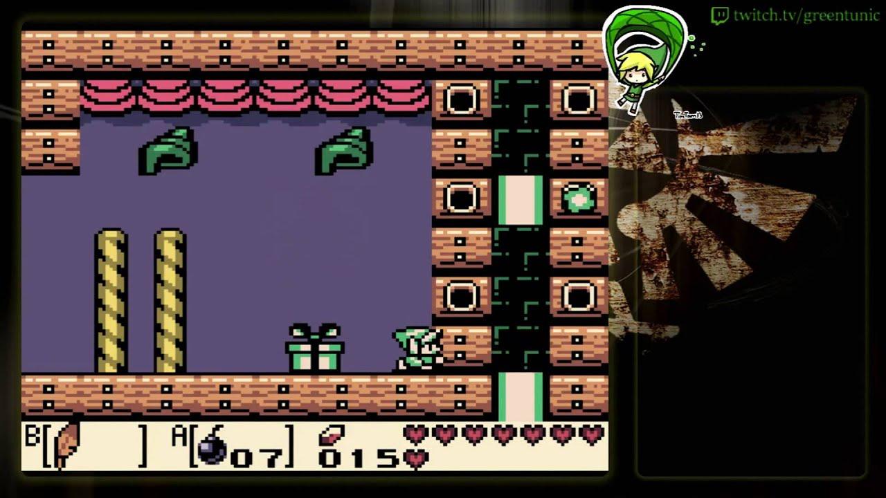 The Legend Of Zelda Link S Awakening Dx Forum Seashell