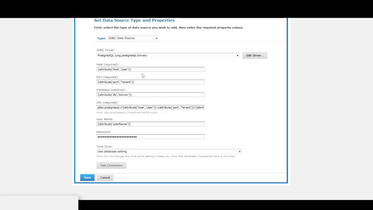 JASPERSERVER POSTGRESQL JDBC WINDOWS 7 64BIT DRIVER DOWNLOAD