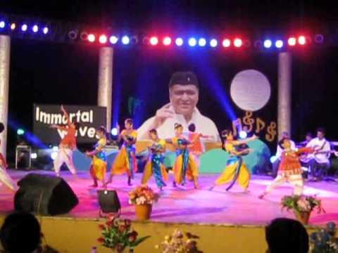 Bhupen Hazarika tribute Dance | RAKESH BORO Choreography
