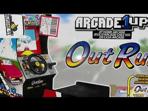 Arcade1Up Out Run Cheap At Walmart Arcade 1Up from rarecoolitems