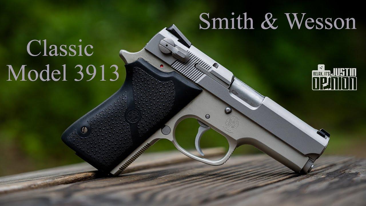 S&W Model 3913