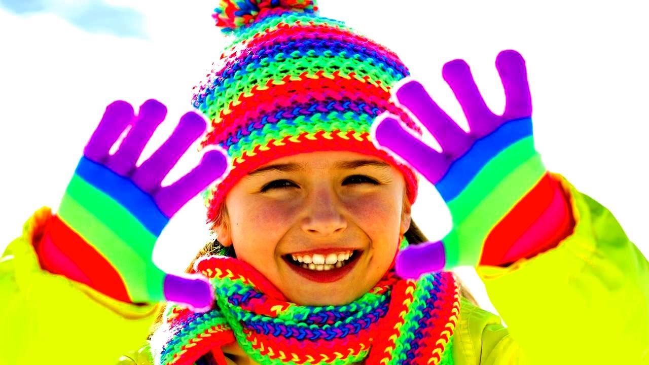 детская зимняя одежда crockid - YouTube