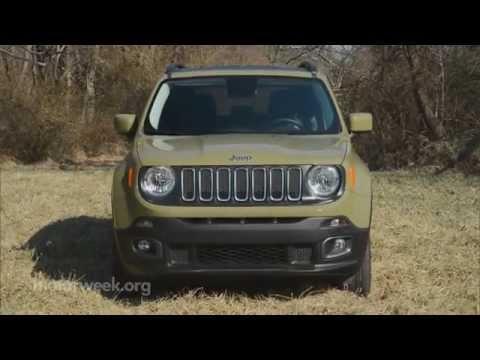 MotorWeek | Road Test: 2015 Jeep Renegade
