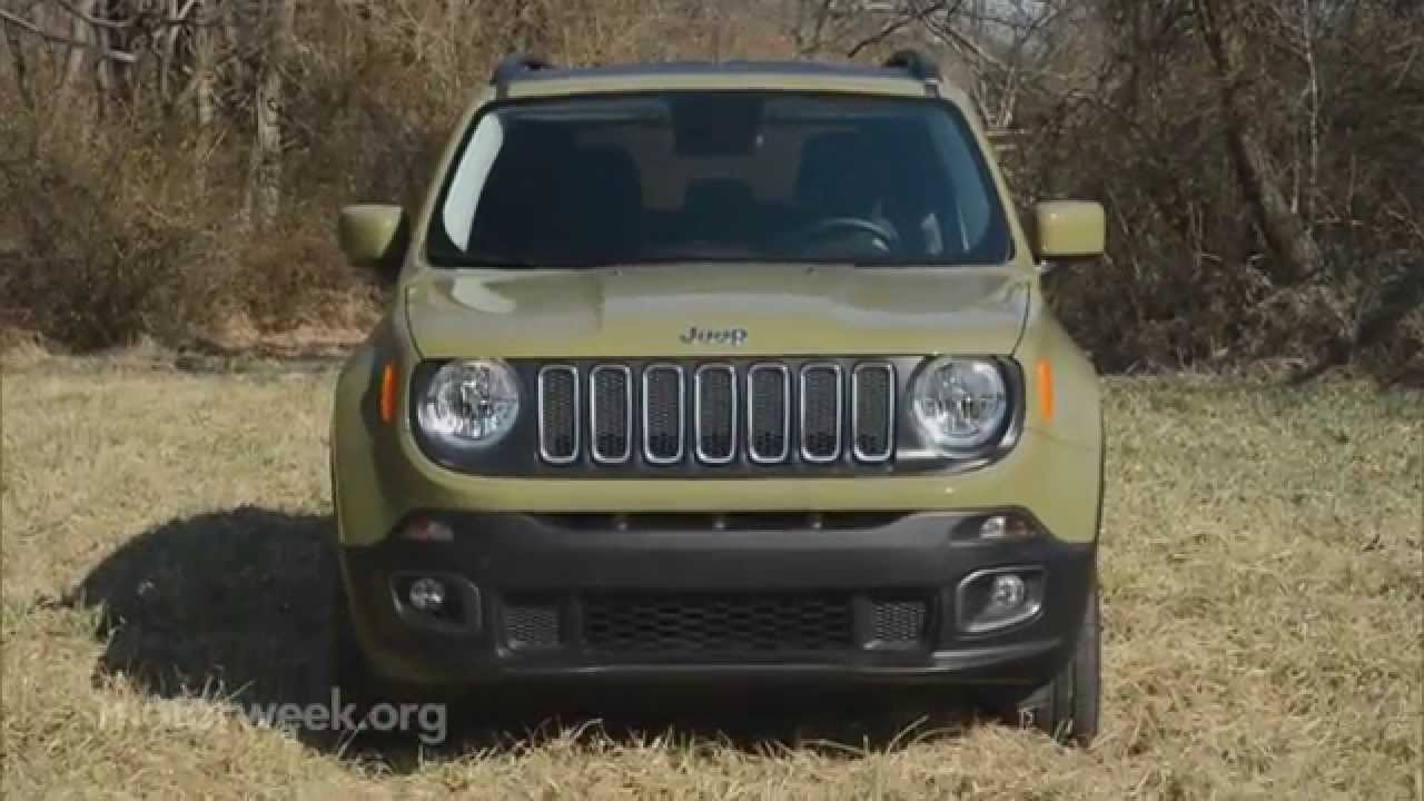 motorweek road test 2015 jeep renegade doovi. Black Bedroom Furniture Sets. Home Design Ideas