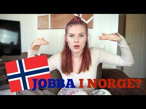 VILL DU JOBBA I NORGE?