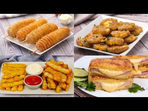 12 easy recipes for potato lovers