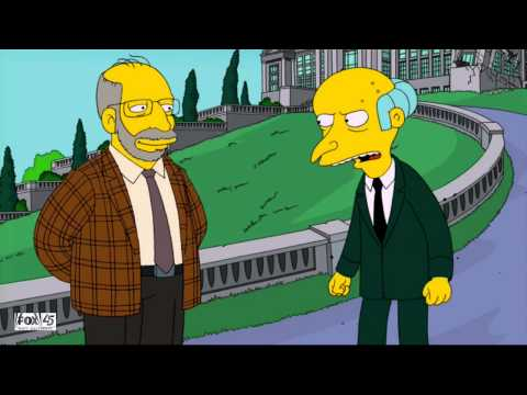 """The Simpsons: NPR """"All Things Considered"""""""