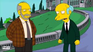 "The Simpsons: NPR ""All Things Considered"""