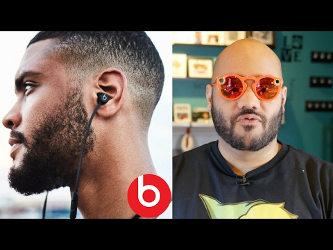 Beats X Headphones, Snapchat Spectacles in Seattle, Coros Smart Helmet! Geared Up on GeekWire Radio!