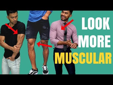Clothing stores for muscular guys