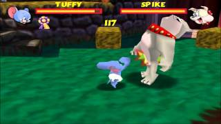 tom and jerry fists of furry tuffy vs spike fight gameplay hd