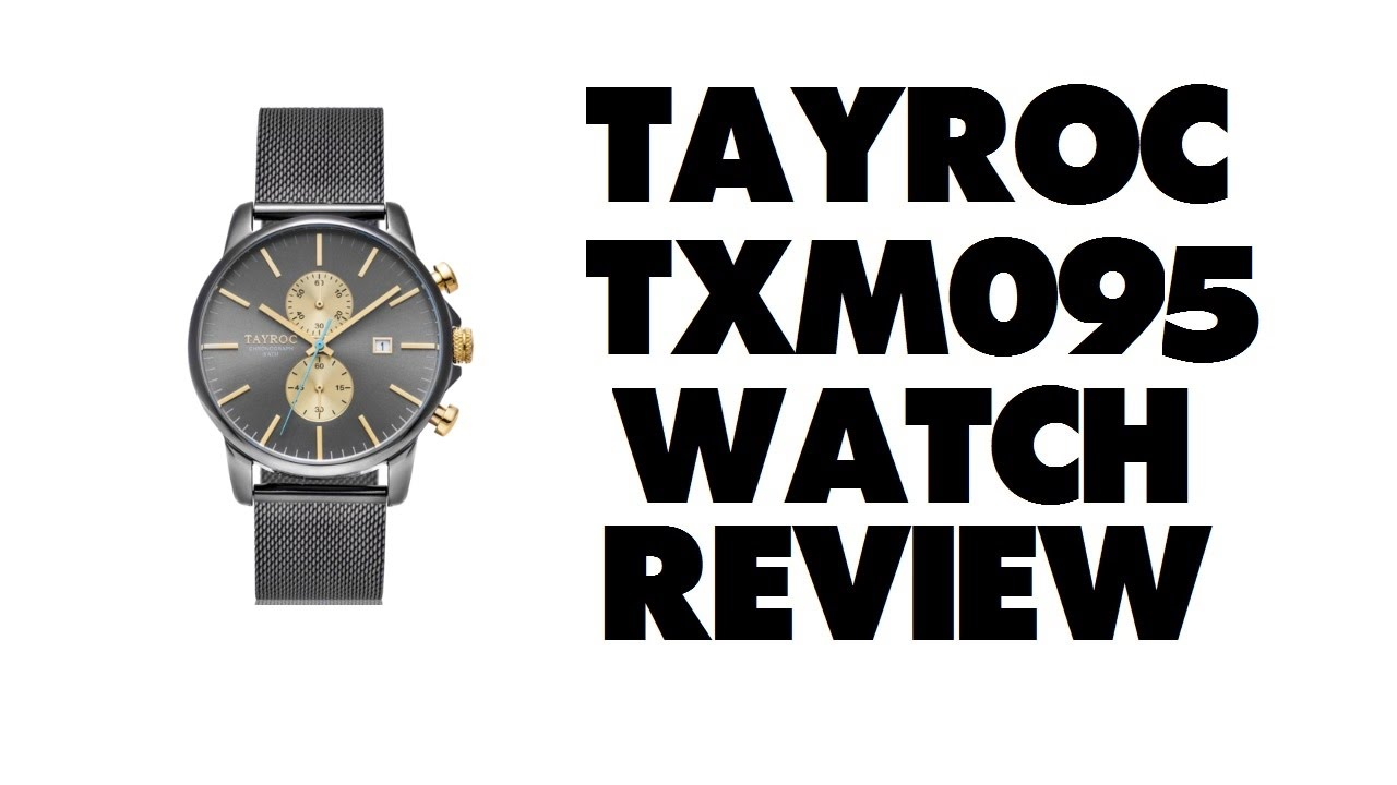 Tayroc TXM-095 & TXM-054 - Unboxing & Review - YouTube