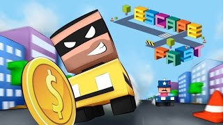 Escape Fast! (by Roshka Mobi) - iOS / Android / Windows Phone - HD Gameplay Trailer