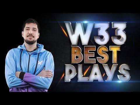 BEST Plays Nigma.w33 - WeSave! Charity Play Dota 2