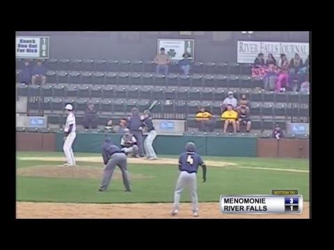 River Falls Vs Menomonie  Varsity Baseball: 4pm  Game 1