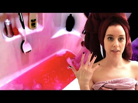 HAIR DYE RUINED OUR BATHROOM