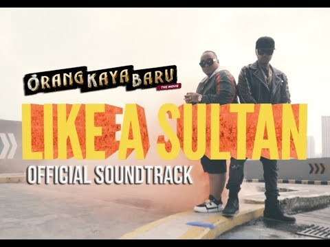 LIKE A SULTAN - OKB Soundtrack