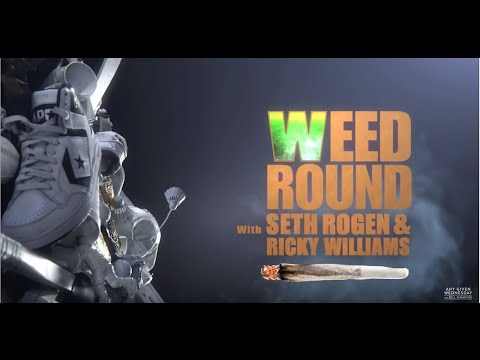 Weed Round with Seth Rogen and Ricky Williams (HBO)
