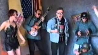 Красная Плесень - Раритетное видео 1999 года.