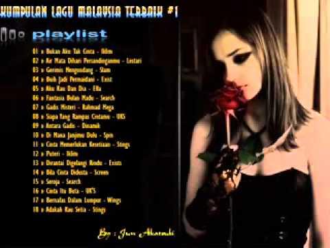Kumpulan Lagu Malaysia Terbaik #1   YouTube