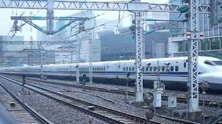 107A700系東京駅発車 20130626