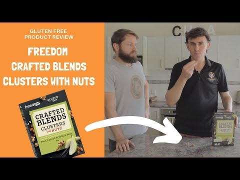Gluten Free Product Reviews Freedom Crafted Blends