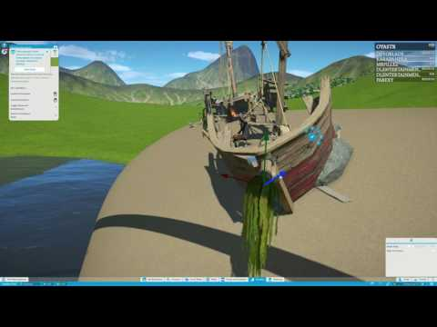 Robbaz Twitch Stream 250517: Planet Coaster - continuation