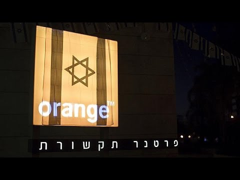 Israel slams France's Orange over plan to end telecom deal