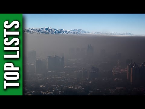 Top 10 Most Polluting Countries