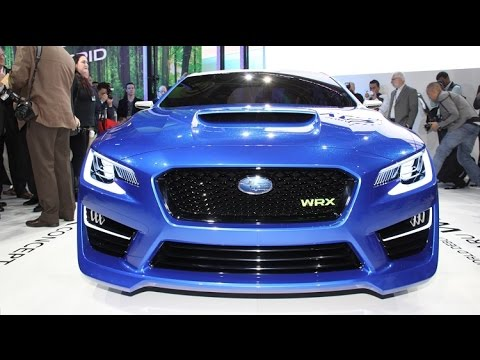 2017 Subaru Wrx Release Date Specs Pricing And Reviews All New Car Concept