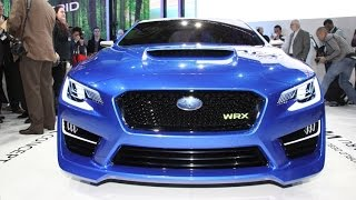2017 Subaru WRX release date, specs, pricing and reviews all new car concept