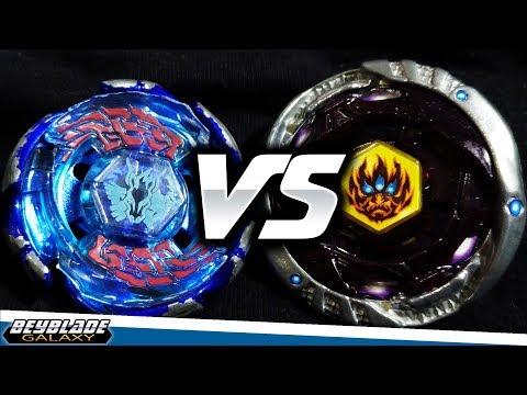 Galaxy Pegasus W105R2F vs Phantom Orion B:D - Metal Fight Beyblade - ベイブレード