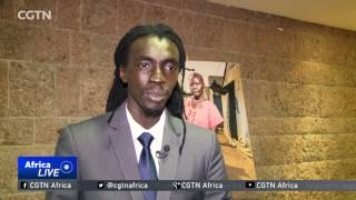 Youths from different ethnic groups campaign for peace in South Sudan