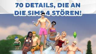 70 Details, die uns an Die Sims 4 stören! | sims-blog.de