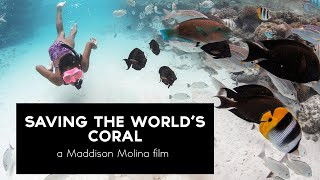Saving the World's Coral (2021)