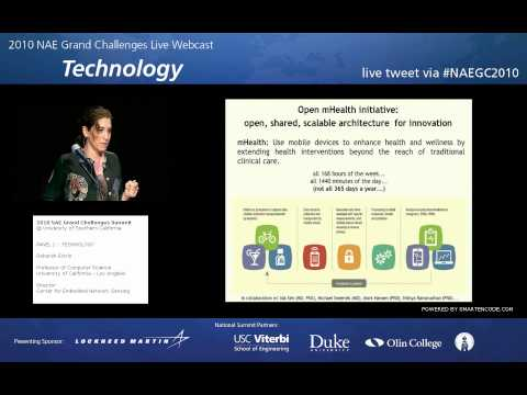 Introduction and Technology Panel - NAE Grand Challenges Summit Day 1 (video 1)