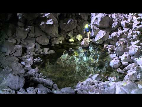 Lava Beds National Monument: Crystal Ice Cave