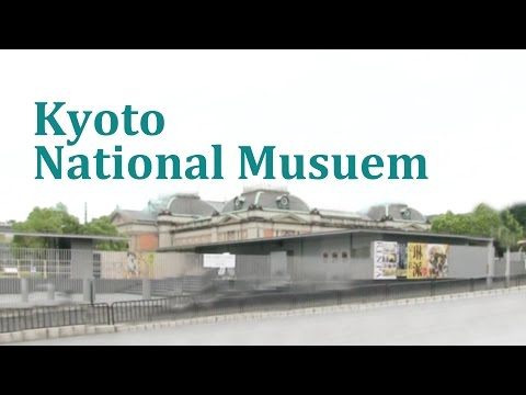BEST MUSEUM IN KYOTO!! Kyoto National Museum